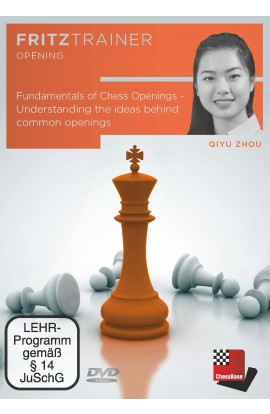 Fundamentals of Chess Openings - Qiyu Zhou