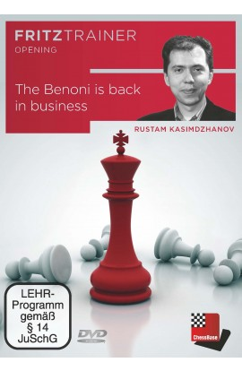 The Benoni Is Back In Business - Rustam Kasimdzhanov