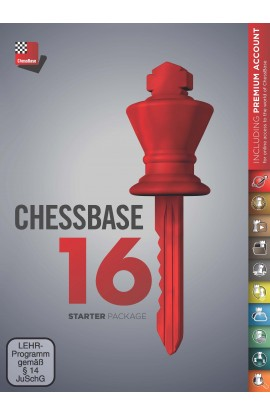 CHESSBASE 16 - STARTER Edition