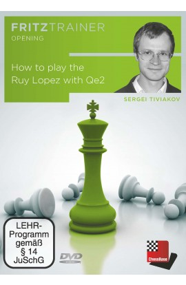 How to Play the Ruy Lopez with Qe2  - Sergei Tiviakov