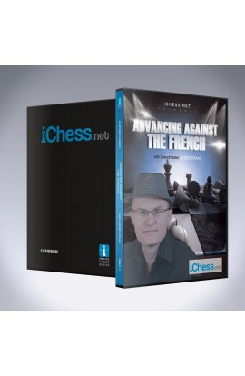 EMPIRE CHESS - Advancing Against the French Defense - GM Jesse Kraai