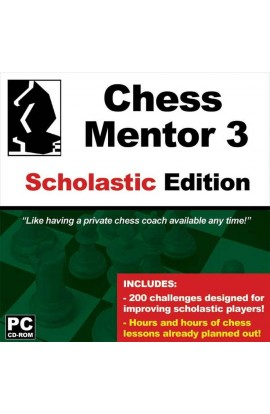 Chess Mentor 3 - SCHOLASTIC Edition