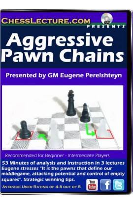 Aggressive Pawn Chains - Chess Lecture - Volume 87