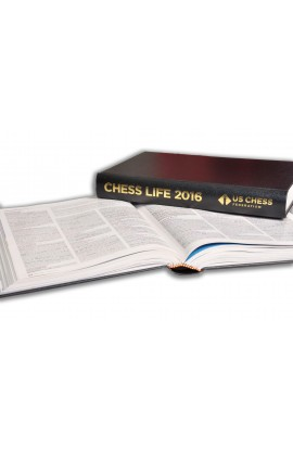 2016 Chess Life Annual Book