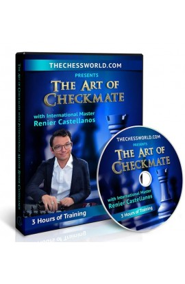 E-DVD The Art of Checkmate with IM Renier Castellanos