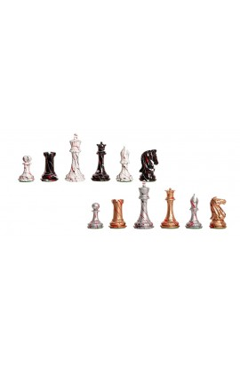 """The Artisan Series Chess Pieces - 4.4"""" Imperial and 4.4"""" 1849 Collector Now Available"""