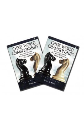 Chess World Championships - 2 Volume Set