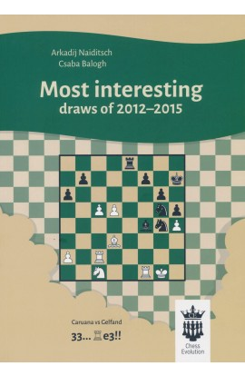Most Interesting Draws of 2012-2015