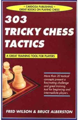 CLEARANCE - 303 Tricky Chess Tactics