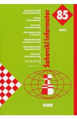 CLEARANCE - Chess Informant - ISSUE 85