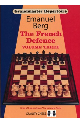 Grandmaster Repertoire 16 - The French Defence - Vol. 3