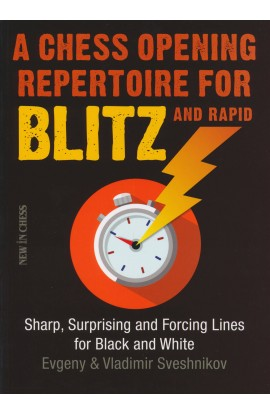 SHOPWORN - A Chess Opening Repertoire for Blitz and Rapid