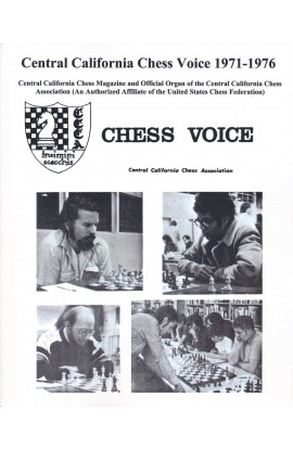 Central California Chess Voice - 1971-1976