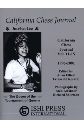 California Chess Journal - Vol. 11-15 - 1996-2001