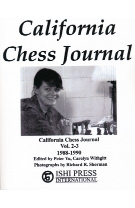 California Chess Journal - Volume 2-3 1988-1990