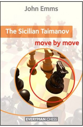 EBOOK - The Sicilian Taimanov - Move by Move