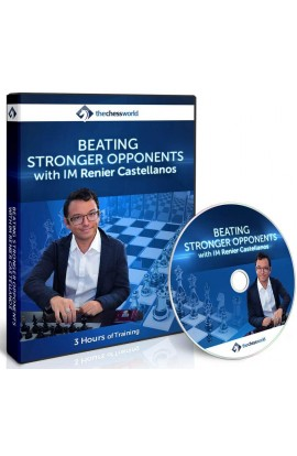E-DVD Beating Stronger Opponents with IM Renier Castellanos