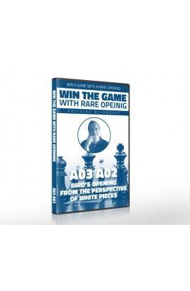 E-DVD - Win the Game with Rare Opening - A03 A02 Bird's Opening