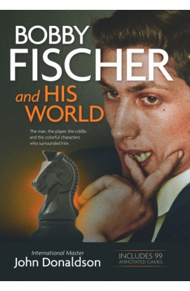 PRE-ORDER - Bobby Fischer and His World