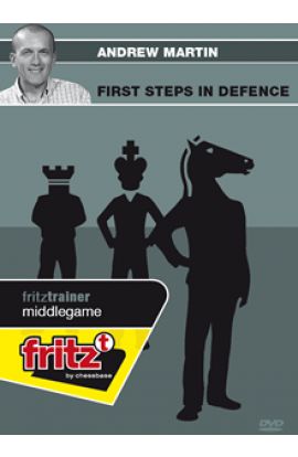 First Steps in Defence - Andrew Martin