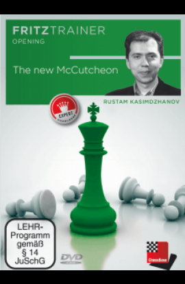 The New McCutcheon - Rustam Kasimdzhanov