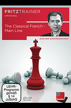 The Classical French - Main Line - Rustam Kasimdzhanov