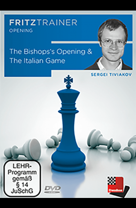 The Bishop's Opening & the Italian Game - Sergei Tiviakov