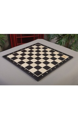 Blackwood and Maple Wooden Tournament Chess Board