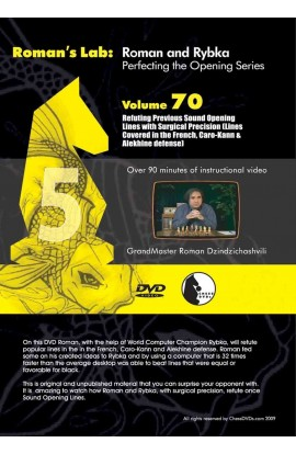 E-DVD ROMAN'S LAB - VOLUME 70 - Refuting Previous Sound Opening Lines with Surgical Precision