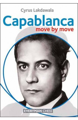 E-BOOK Capablanca - Move by Move