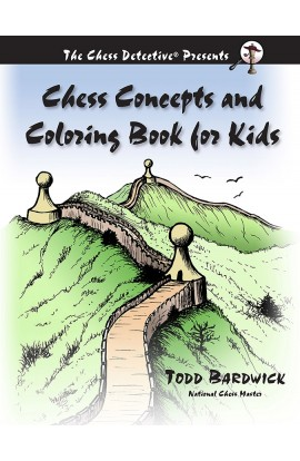 Chess Concepts and Coloring Book for Kids