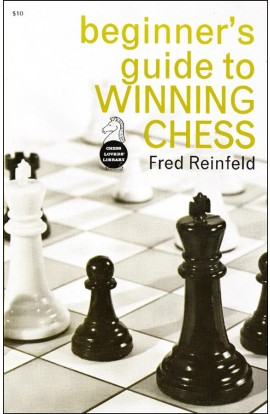 CLEARANCE - Beginner's Guide to Winning Chess