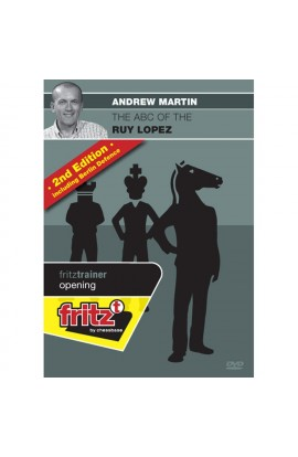 ABC of the Ruy Lopez - Andrew Martin - 2nd Edition