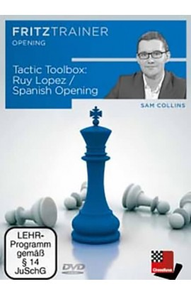 The Tactic Toolbox - Ruy Lopez / Spanish - Sam Collins