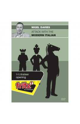Attack with the Modern Italian - Nigel Davies