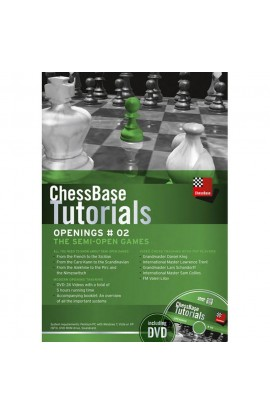 CHESSBASE TUTORIALS - The Semi-Open Games - VOLUME 2