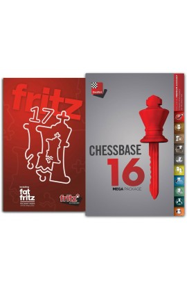 Fritz 17 + CHESSBASE 16 MEGA Bundle