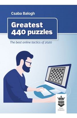 PRE-ORDER - Greatest 440 Puzzles