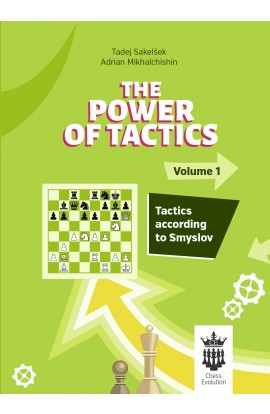 Power of Tactics - Vol. 1 - Tactics According to Smyslov