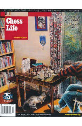 CLEARANCE - Chess Life Magazine - December 2014 Issue