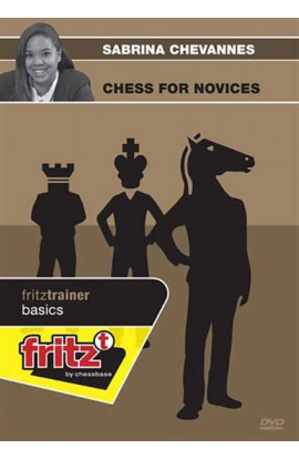 CHESS FOR NOVICES - Sabrina Chevannes - VOLUME 2