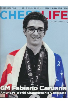 CLEARANCE - Chess Life Magazine - June 2018 Issue