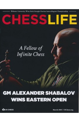 Chess Life Magazine - March 2018 Issue