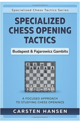 Specialized Chess Opening Tactics