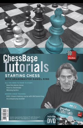ChessBase Tutorials - Starting Chess with Grandmaster Daniel King