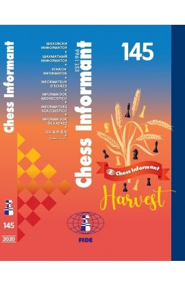 PRE-ORDER - Chess Informant - Issue 145