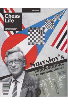 CLEARANCE - Chess Life Magazine - January 2011 Issue