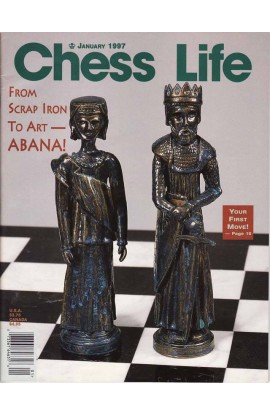 CLEARANCE - Chess Life Magazine - January 1997 Issue