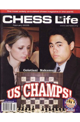 CLEARANCE - Chess Life Magazine - February 2005 Issue