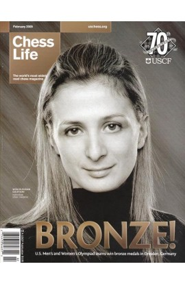 CLEARANCE - Chess Life Magazine - February 2009 Issue